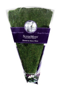 SuperMoss (22460) Moss Christmas Tree Skirt, Fresh Green, 90cm
