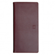 Collect notebook cover leather tone (made of synthetic leather) bill CP-610X-BR