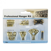 Professional Picture Hanging Kit - Everything You Need to Hang Your Entire Art Gallery