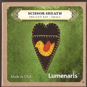 Lumenaris Small Scissors Wool Sheath Kit By Lumenaris