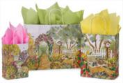 Watercolour Garden Gift Bag Assortment Pack -