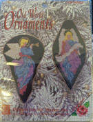 Old World Ornaments ~ Angels ~ Counted Cross Stitch Kit