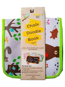 Colouring & Drawing Book with Chalk for Kids, Boys, and Girls
