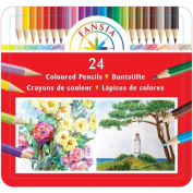 Fantasia Artist Coloured Pencil Set 24pc