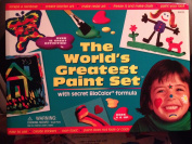 The Worlds Greatest Paint Set - With BioColor Formula