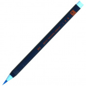 "Akashiya brush pen watercolour brush ""Aya"" sky blue 5 pieces CA200-15-5P"