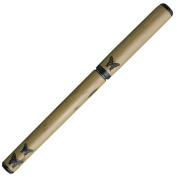 Akashiya brush pen natural Take-hitsu pen box of paulownia wood case Papillon AK3200MK-47