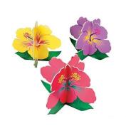 Tropical Floral Centrepieces