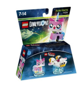LEGO Dimensions Fun Pack LEGO Movie Unikitty