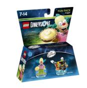 LEGO Dimensions Fun Pack Simpsons Krusty