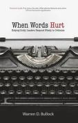 When Words Hurt