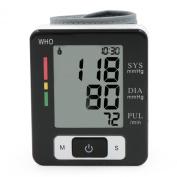 Automatic Digital Wrist Blood Pressure Wrist Blood Pressure Monitor