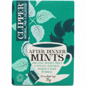 (3 PACK) - Clipper - After Dinner Mints | 20 Bag | 3 PACK BUNDLE
