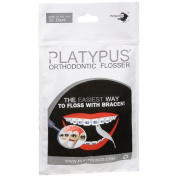 Platypus® Orthodontic Flosser With Braces 30 Ea
