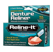 Reline-It Denture Reliner, 2-Count by Majestic Drug