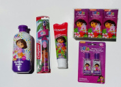 Dora The Explorer Personal Care Value Pack