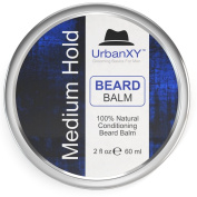 Beard Balm For Men - Control Your Beard! Shape, Condition And Protect Your Beard With The Best Beard Balm By UrbanXY For Men. BIG 60ml VALUE SIZE! - 100% Gold-Standard.