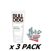 Bulldog Natural Skincare Original Shave Gel 174 ML