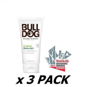 Bulldog Natural Skincare Original Shave Gel 174 ML