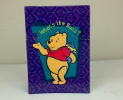 "Winnie The Pooh ""Snapshots"" Album - 100 10cm x 15cm Photos - ""Buzz To You, Too""."