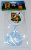 Plastic Baby Rattle - Hand Held Shaker, Blue. 4 for $9.99.