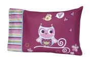 Everything Kids Toddler Bedding Set, Hoot Hoot
