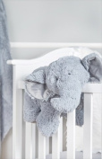 Scene Weaver 82052 Elephant Plush Companion, Grey