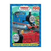 Thomas & Friends Sticker Express- Dimensions