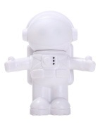 Yiuswoy Creative Voice-activated Light Astronaut LED Night Light For Bedroom Bathroom