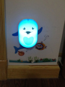 LED Night Light Lamp for Kids Bedroom