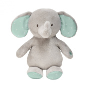 Carter's Vibrating Soother Elephant, Grey/Mint