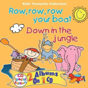 Row Row Row Your Boat & Down in the Jungle [Audio]
