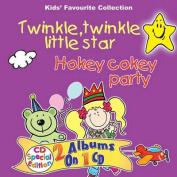 Twinkle Twinkle Little Star & Hokey Cokey Party [Audio]
