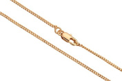 46cm Necklace Curb Chain With Lobster Claw Clasp