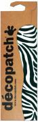 Decopatch Paper 40cm x 30cm 3 Sheets/Pkg-Zebra