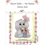 My-Besties MYB95 Clear Stamp, Spot, 10cm x 15cm