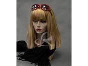 (MD-PH17) Realistic Female Mannequin Head Flesh Tone Pretty make-up