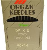 Organ Pfaff Sewing Machine Needle 134R-90