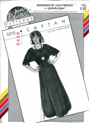 In-Ann-Instant Patterns Stretch & Sew 5215 ~ Women's Caftan ~ Small-Medium-Large