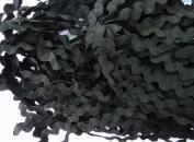 Lyracces Wholesale Lots 50yards 8mm 10mm Pick Colour Woven Rick Rack Ribbon Ric Rac Trims Scrapbooking Dressmaking