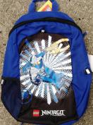 Lego Ninjago 39cm Blue Backpack