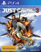 Just Cause 3 with Preorder DLC