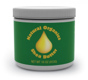 Organic Shea Butter for Natural Skin Care, 160z