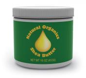 Organic Shea Butter for Natural Skin Care, 160z