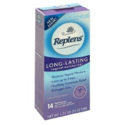 Replens Long Lasting Feminine Vaginal Moisturiser, 35 g (Pack of 4) 14 Applications and One reusable applicator