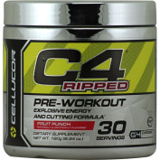 Cellucor C4 Ripped Fruit Punch 190ml 30 Servings