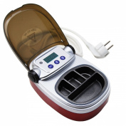 New Smedent Dental Lab Digital 4-Well Wax Heater Pot Analogue Heater