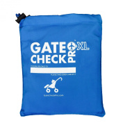 Gate Cheque Pro XL Stroller Travel Bag for Double - Jogging & Travel Systems