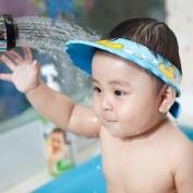 KK 100 Baby Shower Cap,Shampoo Visor,Bath Visor