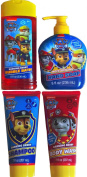 Paw Patrol Bathing Gift Set Includes Paw Patrol Bubble Bath , Barking Shampoo, Barking Berry Body Wash , Barking Moisturising Hand Soap